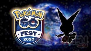 Pokémon GO Victini 17 06 2020