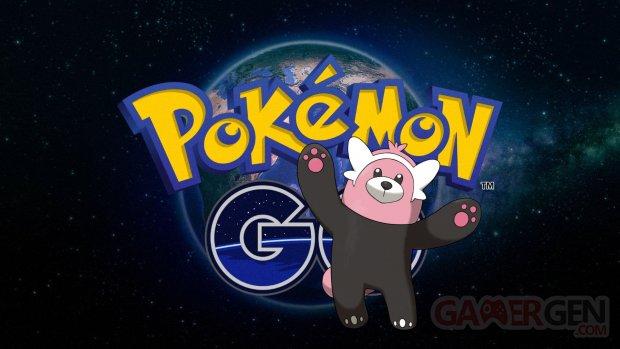 Pokémon GO vignette 21 02 2019