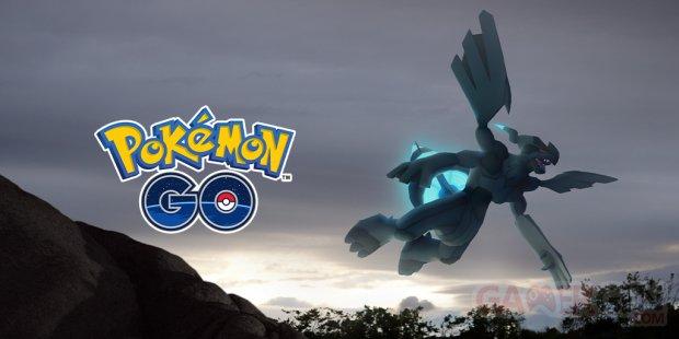 Pokémon GO Zekrom 29 05 2020