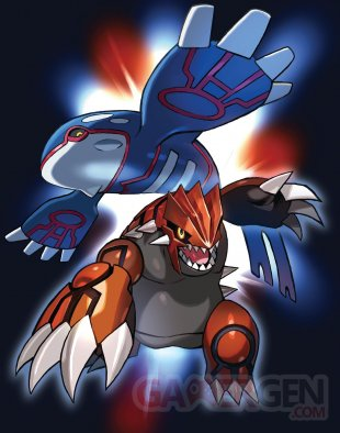 Pokémon Groudon Kyogre artwork 03 08 2018