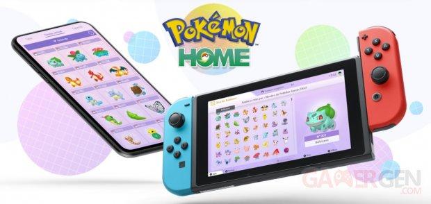 Pokémon HOME 23 10 2020