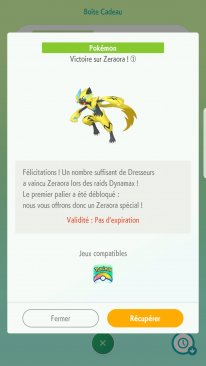 Pokémon HOME Zeraora 30 06 2020