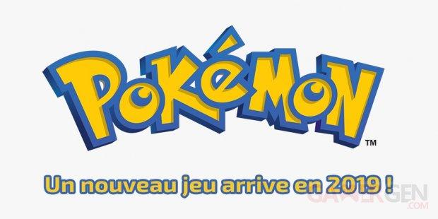 Pokémon jeu 2019