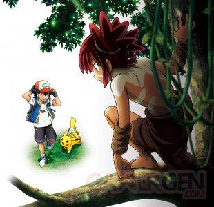 Pokémon Koko pic poster
