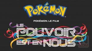 Pokémon le film Le Pouvoir est en nous logo 30 07 2018