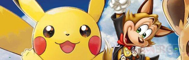 Pokémon Let's Go, Pikachu et Let's Go, Évoli Famitsu image (1)