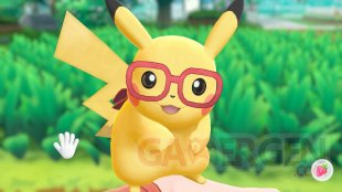 Pokémon Let's Go Pikachu Evoli 07 10 09 2018