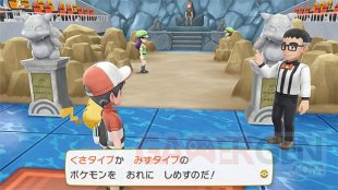 Pokémon Let's Go Pikachu Évoli 12 07 2018 screenshot (25)