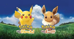 Pokémon Let's Go Pikachu Evoli 31 01 2019