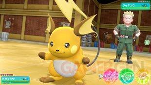 Pokémon Let's Go Pikachu Evoli 36 09 08 2018