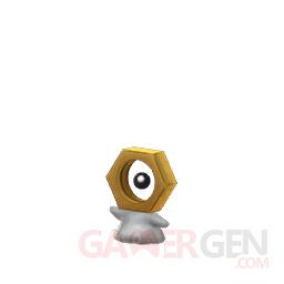 Pokémon Let's Go Pikachu Evoli créature inédite fuite 21 09 2018