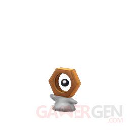 Pokémon Let's Go Pikachu Evoli créature inédite fuite chromatique 21 09 2018