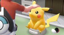 Pokémon Let's Go Pikachu Evoli head 8