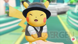 Pokémon Let's Go Pikachu Evoli vignette test 21 11 2018
