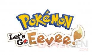 Pokémon Lets Go Evoli logo US 30 05 2018
