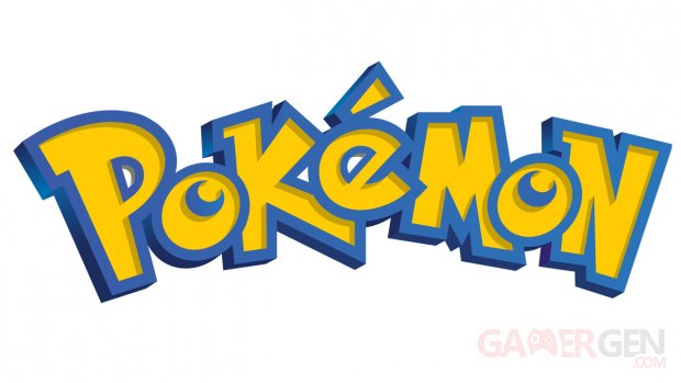 Pokémon Logo Big Large