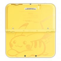 Pokemon lune soleil pack new 3DS xl images pikachu (1)