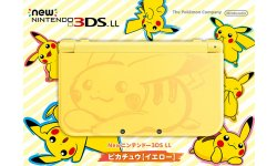 Pokemon lune soleil pack new 3DS xl images pikachu (6)