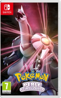 Pokémon Perle Scintillante jaquette 26 05 2021