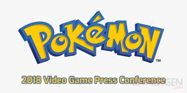 Pokémon Press Conference 30 05 2018