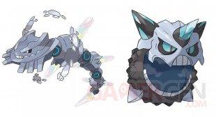 Pokémon ROSA Oniglali Steelix