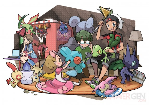 Pokémon Rubis Oméga et Saphir Alpha 09.07.2014  (1)