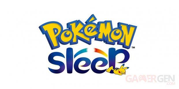 Pokémon Sleep logo 29 05 2019