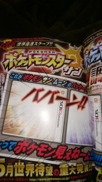 Pokémon Soleil Pokémon Lune 11 04 2016 scan
