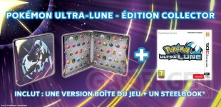 Pokémon Ultra Lune collector Fan Edition 12 07 2017