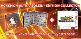 Pokémon Ultra Soleil collector Fan Edition 12 07 2017