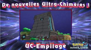 Pokémon Ultra Soleil Ultra Lune UC Empillage 14 09 2017
