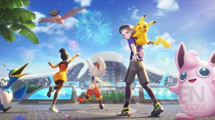 Pokémon UNITE 03 21 07 2021