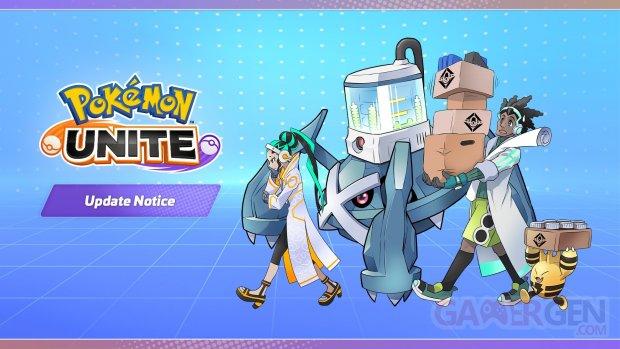 Pokémon Unite MAJ 4 8