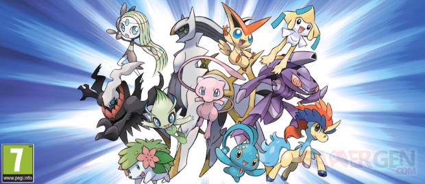 Pokémon X Y Rubis Oméga Saphir Alpha distribution 2016