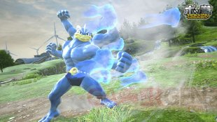 Pokkén Tournament 26 08 2014 screenshot 4