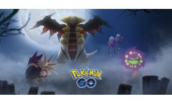 Pokémon GO event évènement Halloween 2018 image