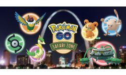 Pokémon GO Safari Zone Saint Louis bis 22 01 2020