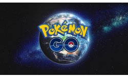 Pokémon GO world planète logo