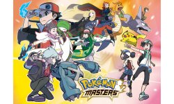 Pokémon Masters artwork 29 05 2019