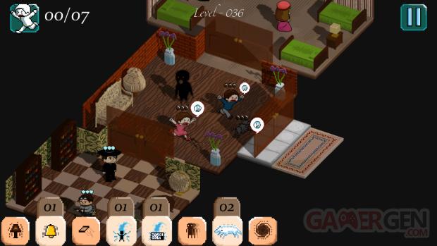 Poltergeist screenshot