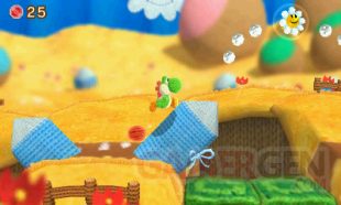 Poochy & Yoshi's Woolly World images (2)