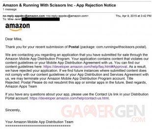postal amazon appstore refus