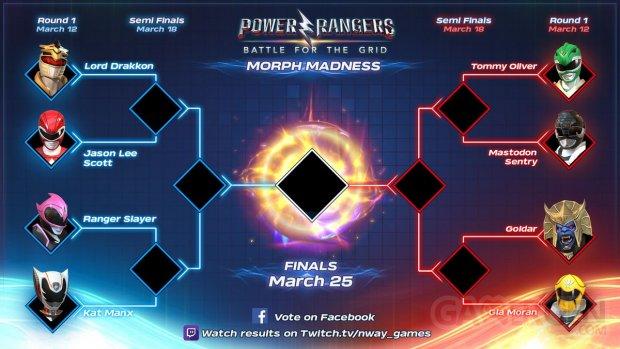 Power Rangers Battle for the Grid 07 03 2019