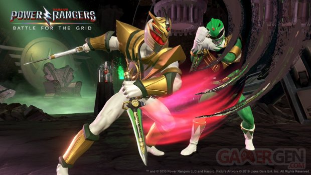 Power Rangers Battle for the Grid 23 03 2019