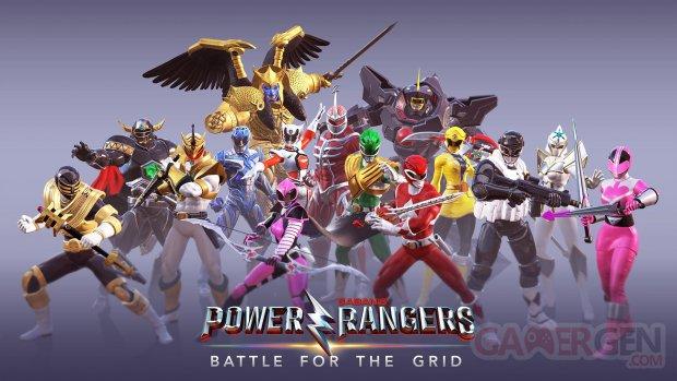 Power Rangers Battle for the Grid 24 09 2019