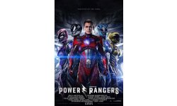 Power Rangers poster 2017