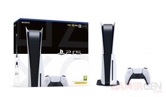 Precommande PS5