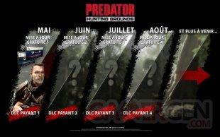 Predator Hunting Grounds calendar DLC