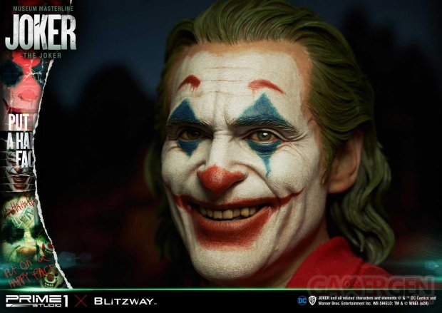 Prime 1 Studio Joker Statuette (1)