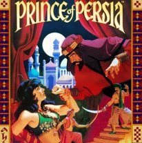 Prince of Persia 1989 cover